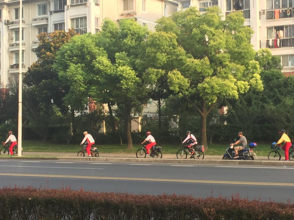 Shanghai Mornings