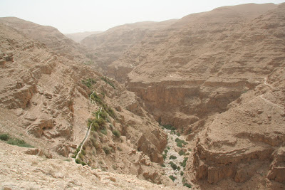 The Papal Visit and the Road toJericho